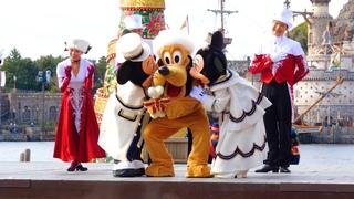 東京ディズニーシーでラインダンス「イッツ・クリスマスタイム!」