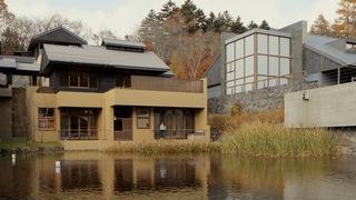 旅先なのにこもりたい! 大自然に囲まれた「星のや軽井沢」の部屋