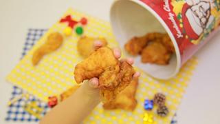 ケンタッキー「オリジナルチキン」の上手な食べ方  隠れファン多数!ウィング(手羽)