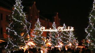 「横浜赤レンガ倉庫」で本場ドイツ風クリスマスを体験!