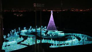 首都圏最大規模!「よみうりランド」発 500万球の宝石イルミネーション