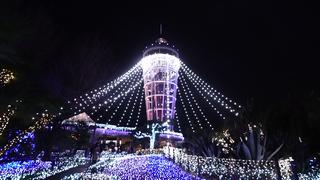 冬の江の島でイルミネーションデート♡「湘南の宝石」の幻想的な光の世界