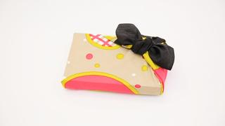 送給男性的禮物也能用風呂敷♡ 簡單的「蝴蝶結包法」