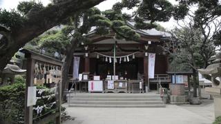 想去新年參拜!與富士山有同等庇佑的能量景點・千駄谷「鳩森八幡神社」