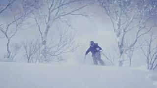 世界のスキーヤーが憧れるパウダー天国「キロロ スノーワールド」の空気よりも軽い粉雪に興奮!