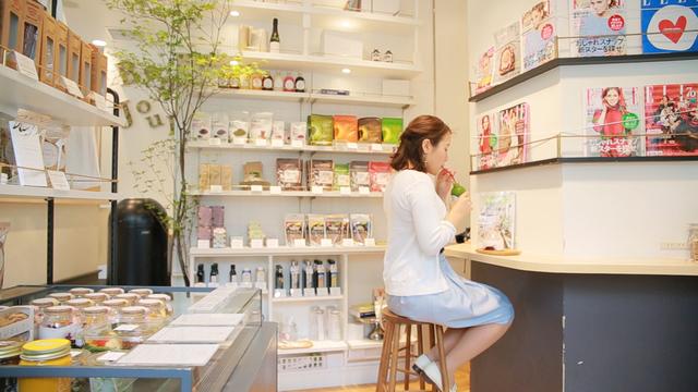 ELLE café Roppongi Hills