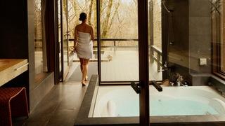 まるで別荘! 全室離れの露天風呂つき「星野リゾート 界 阿蘇」