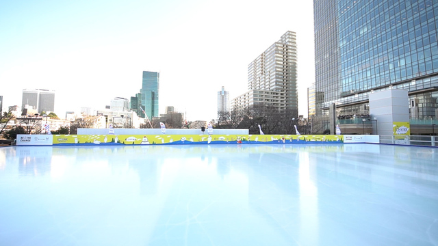 三井不動產溜冰場 for TOKYO 2020