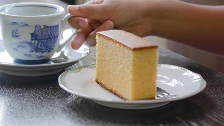カステラセット or ケーキセット(ダッチコーヒーセットを含む)5%オフ