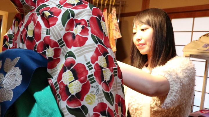 国産レンタル着物 和香菜‐wakana‐