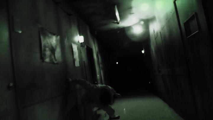 「絶凶・戦慄迷宮~収容病棟篇~」の内部