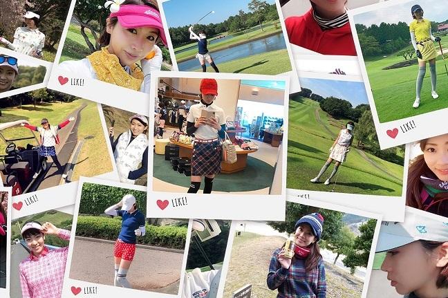 ゴルフのファッション