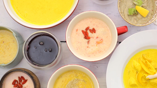 からだの中からキレイになる リセットスープ
