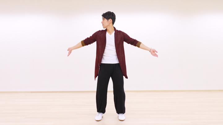 「タイチスタジオ」のイケメン・市来崎さん直伝!体の不調を解消する太極拳エクササイズの1番目の画像