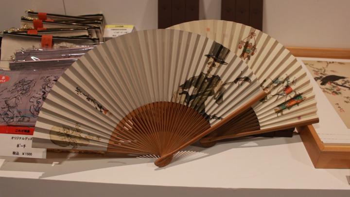 美しくもおかしな世界観をお土産に!「これぞ暁斎!」展のオリジナルグッズで日本美術ブームに乗る♪の1番目の画像