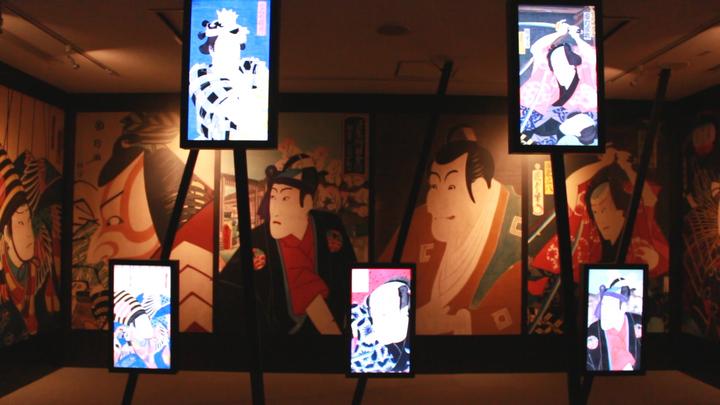 デジタル×立体の大迫力で江戸の至宝を観賞! 「スーパー浮世絵 江戸の秘密展」に興奮の3番目の画像