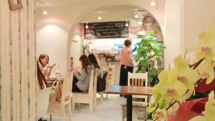 """""""ぷるふわ""""新食感! 「Café Nica」の半熟系パンケーキおすすめ3選の5番目の画像"""