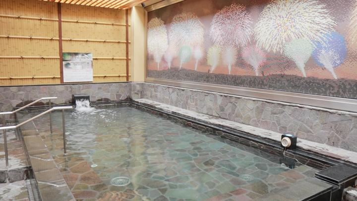 テルマー湯の内湯