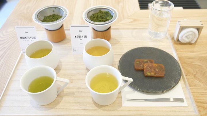 在日本茶熱潮取得先機!能夠體驗手沖濾泡式日本茶的「東京茶寮」の3番目の画像