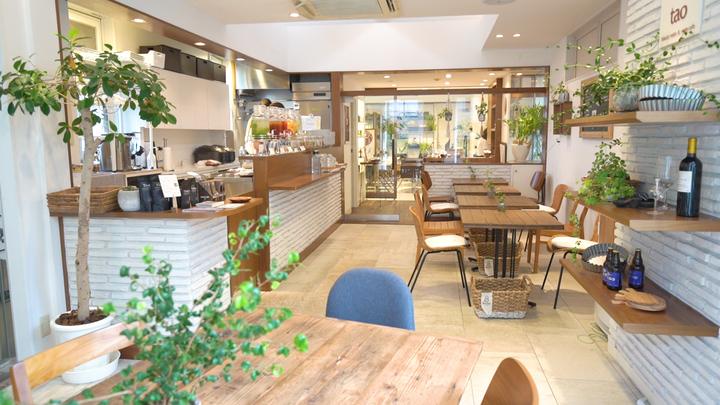 薬膳メニューで内側からキレイに! ヘアサロン併設の代官山「tao美膳カフェ」の1番目の画像