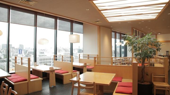 伝統の味を受け継ぐ名店で東京蕎麦を堪能「小松庵 総本家 ソラマチ店」の1番目の画像