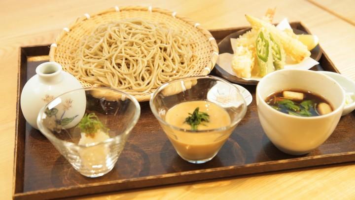 伝統の味を受け継ぐ名店で東京蕎麦を堪能「小松庵 総本家 ソラマチ店」の3番目の画像