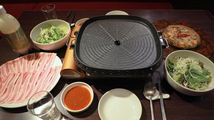旨辛お肉をたっぷりヘルシーに。「長寿韓酒房 銀座店」で味わう本場韓国料理の3番目の画像