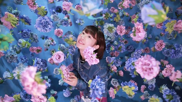 乙女心をくすぐるキュートな空間!共感型のフォトジェニック・アート展「VINYL MUSEUM」の4番目の画像