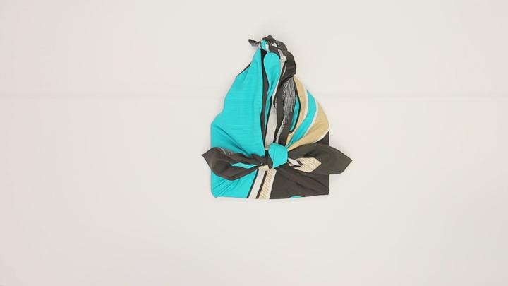 風呂敷の包み方を覚えてバッグ不要!「おけいこバッグ」の包み方の8番目の画像
