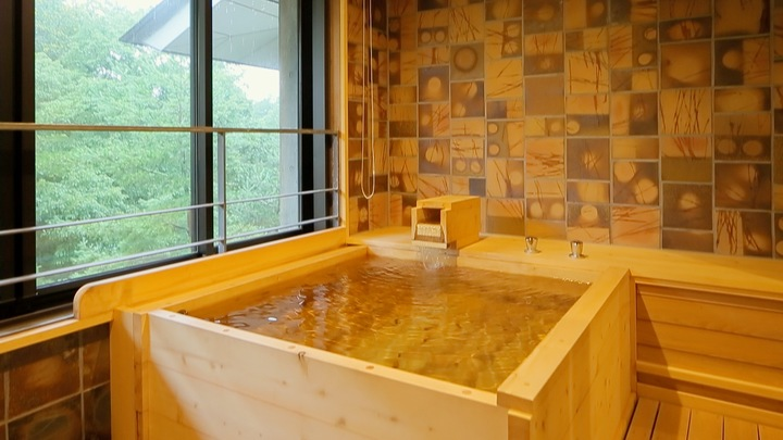 能夠徹底體驗陸奧青森的「星野渡假村 青森屋」特選三溫泉の3番目の画像