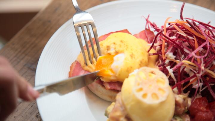 朝食で充実した1日を!六本木ヒルズの「エッグセレント」で採れたて卵の朝ごはんを味わうの2番目の画像