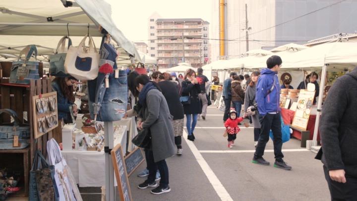 関西最大の個性溢れるマーケット。大阪「芦原橋アップマーケット」でお気に入りを発見!の1番目の画像