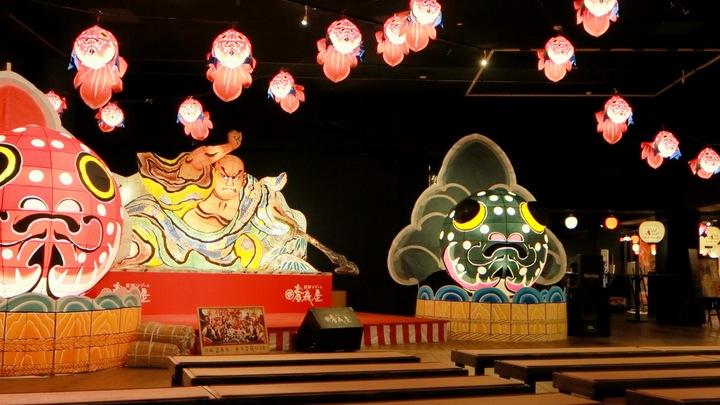 擁有祭典主題樂園的溫泉旅館「星野渡假村 青森屋」の1番目の画像