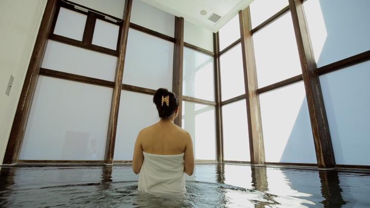 温泉がまるで瞑想空間。「星のや軽井沢」のちょっと変わった入浴体験の2番目の画像