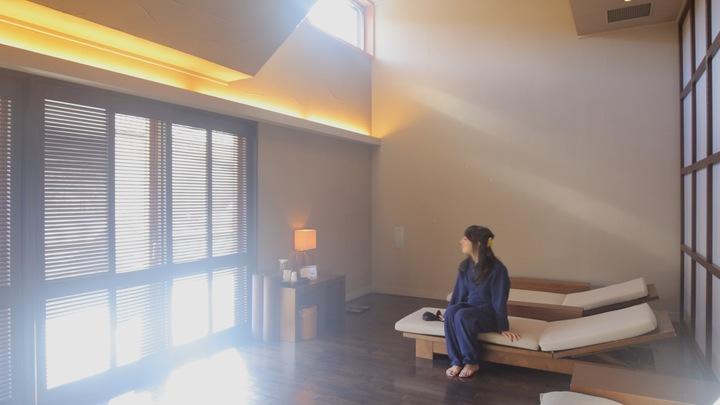 温泉がまるで瞑想空間。「星のや軽井沢」のちょっと変わった入浴体験の4番目の画像