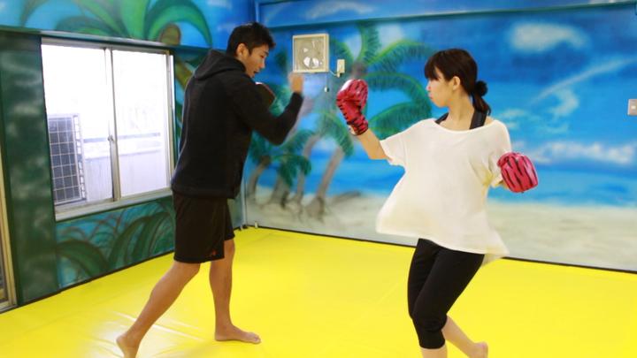 恵比寿のキックボクシングジムで美活ダイエット♪「バンゲリングベイ」へ潜入!の2番目の画像