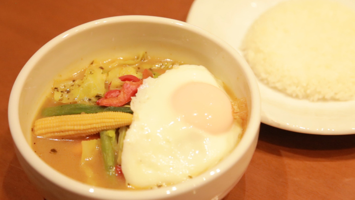 激辛カレー好きにもおすすめ!スープカレー専門店「SHANTi 原宿店」の絶品3選の3番目の画像
