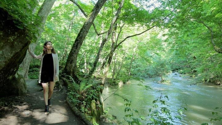 青森的能量景點和海鮮等、「星野渡假村 青森屋」周邊的推薦觀光景點3選の1番目の画像