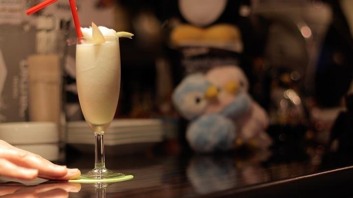 約會也很推薦! 「有企鵝的BAR」無論料理或內裝都超可愛の2番目の画像