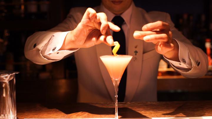 大人が集まるオーセンティックバー、福岡「Bar Palme d'or」でいただく本物のカクテルの5番目の画像