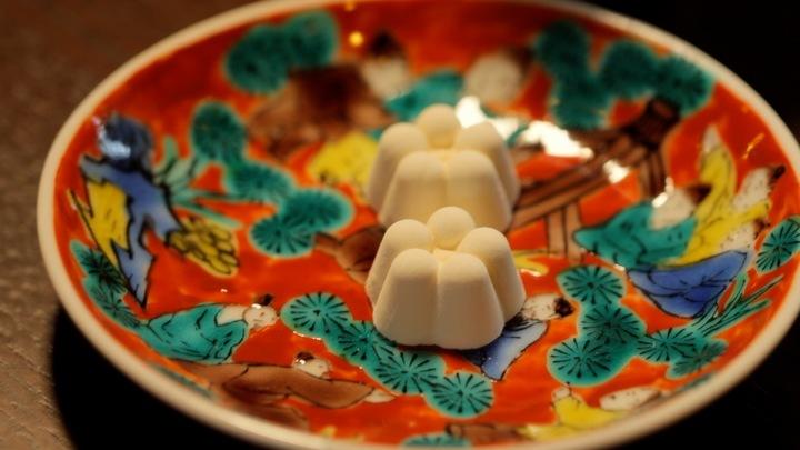 「星野リゾート 界 加賀」の干菓子