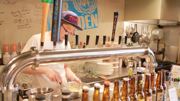 スコットランドビールのフルーティーな味わい「ビア パブ カムデン 池袋東口店」の楽しみ方まとめの3番目の画像
