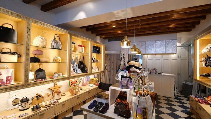 キャットストリートのファッション雑貨店「Casselini」の1番目の画像