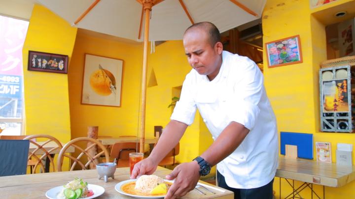 辛くておいしい! 天神「不思議香菜 TUNAPAHA」で楽しむスリランカカリーの2番目の画像