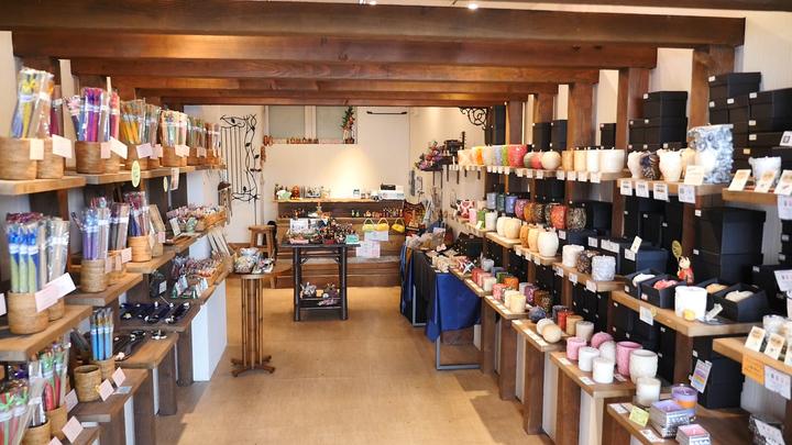 バリ直輸入の天然素材使用。癒しを届ける香りの専門店「神戸香屋」の2番目の画像