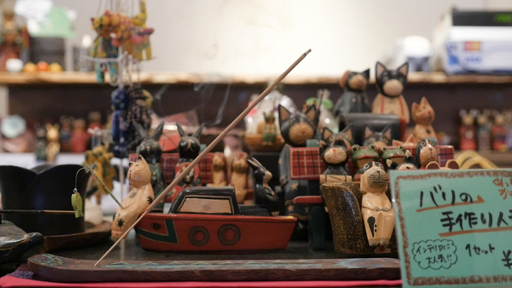 バリ直輸入の天然素材使用。癒しを届ける香りの専門店「神戸香屋」の5番目の画像