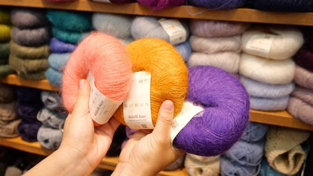 編み物好きの聖地!手編み糸の専門店「パピー 下北沢店」の5番目の画像