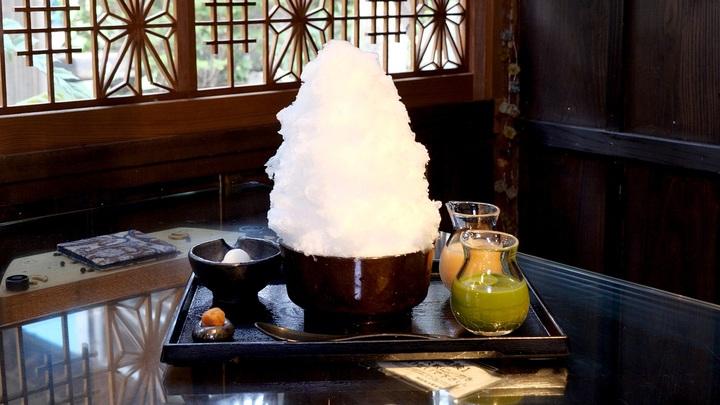 かき氷ブームの火付け役「阿左美冷蔵 金崎本店」のふわふわ天然かき氷の7番目の画像