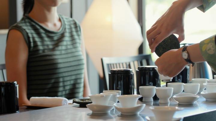 在位於日本第一茶葉產地的「星野度假村 界遠州」享受3大茶之體驗の3番目の画像