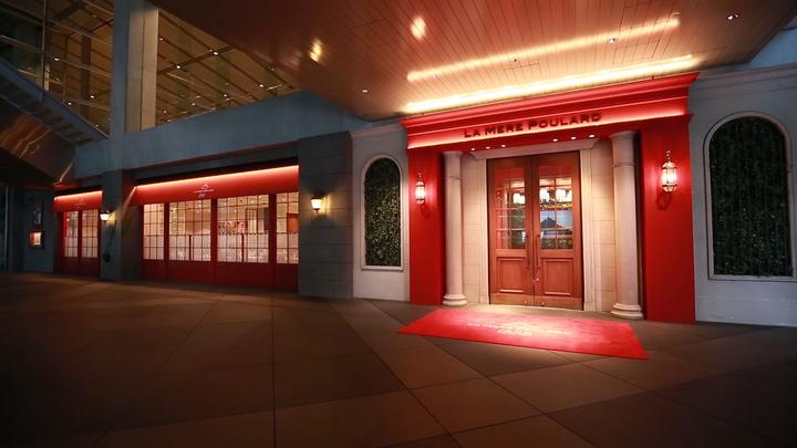 帰ってきた!幸せのふわふわオムレツ「ラ・メール・プラール東京」の1番目の画像